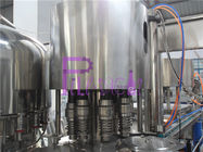 Auto Beverage Filling Machine , Non-Carbonated Drink Filling Line
