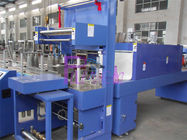 L Type Shrink Packing Machine PLC control For Automatic Production Line