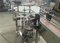 Turn Rotary Bottle Collector Receiving Accumulator Table / Machine / Equipment / Line / Plant / System