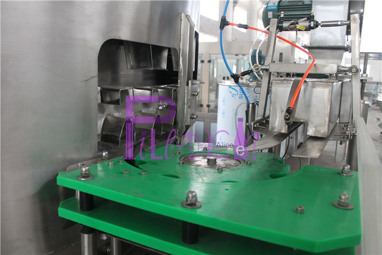 Plastic Soda Water Bottle Sorting Machine / Bottle Arranging Machine For Beverage Plant