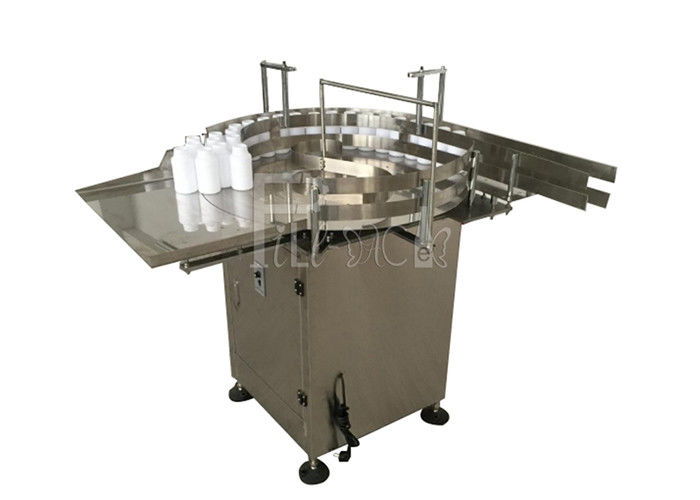1000-8000BPH PET / Plastic Unscrambler PE Bottle Sorting Machine / Equipment / Line / Plant / System